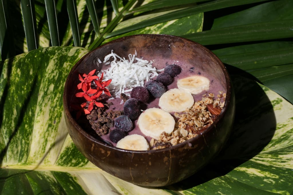 Smoothie bowl- your yummie breakfast