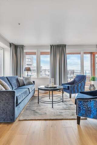 Blue Oasis-Exclucive apartment Oslo City