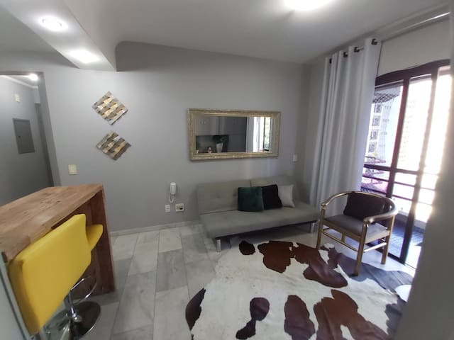 Prime location (Ibirapuera, Paulista), Air Cond