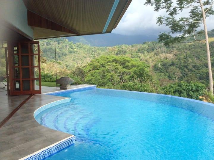 Villa del rio, Platanillo de Barü, Costa Rica