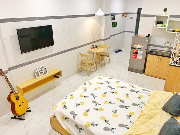 A Cozy Studio in the Heart of City -near Han River