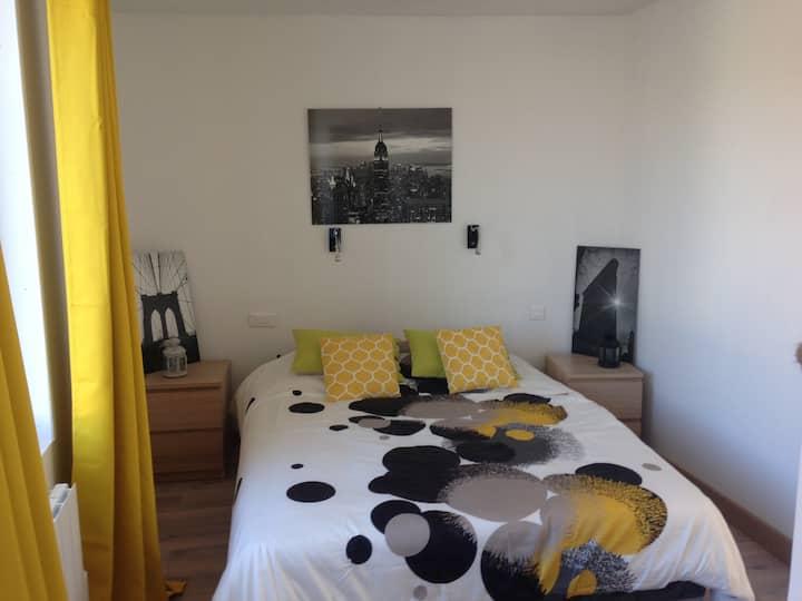 Appartement  lumineux et cosy au premier étage