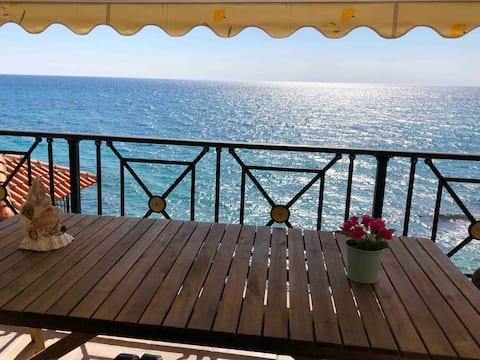 Apartment ON THE BEACH! (1)