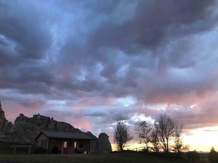 Hat Creek Ranch Bunkhouse