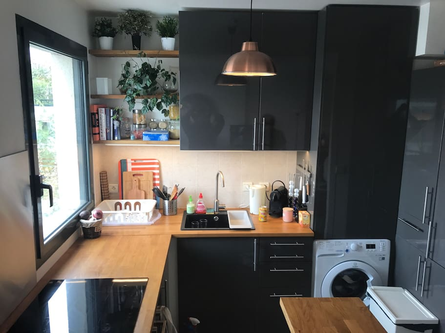 Cosy one bedroom apartment in boulogne billancourt for Espaces verts boulogne billancourt