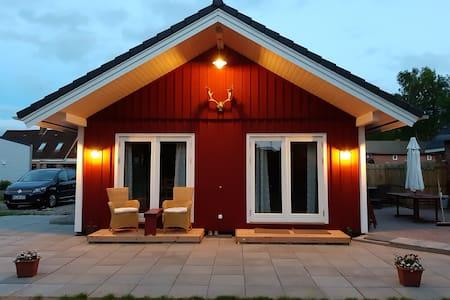 Ferienhaus / Ferienwohnung Bullerby Nordsee Büsum