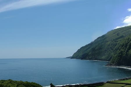 The best sea view in the Azores? You tell us. - Santo Amaro - Apartamento