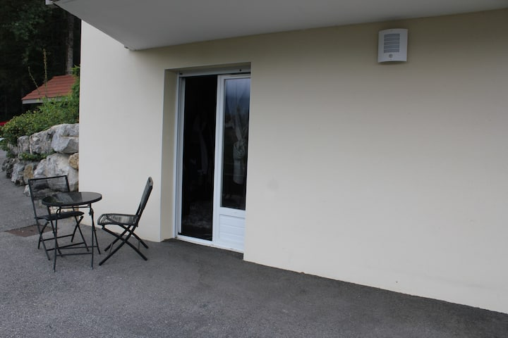Confortable chambre avec vue lac à Saint Jorioz
