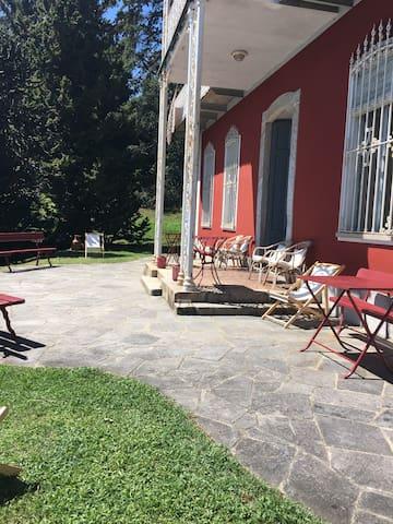 Villa Oglon - Province of Verbano-Cusio-Ossola - Villa