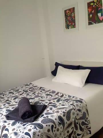 *Private modern apartment 7 - Palhoça - Daire