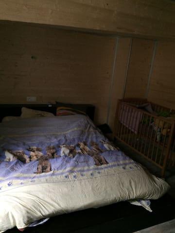 Maison familiale - Vuillafans - Casa