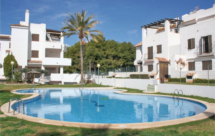 Holiday apartment with 3 bedrooms on 86m² in Alcossebre
