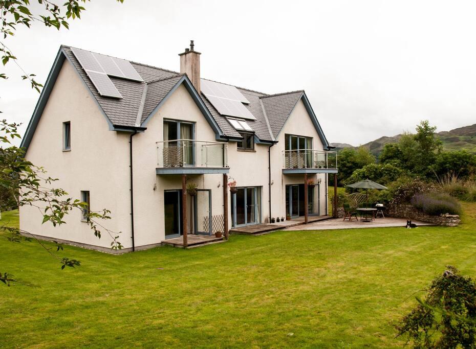 Loch ness suardal b b pernottamento e colazione in for Design e rimodellamento della casa sud occidentale