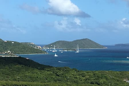 Tortola Super View Restful Loft East-End - East End Bay - Haus