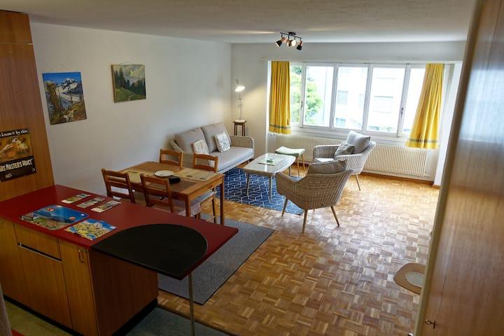Pia's Apartment, Interlaken East