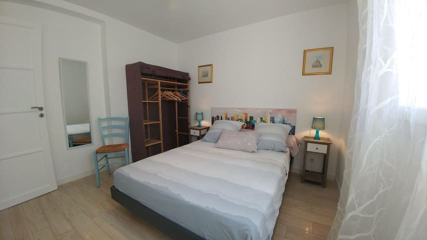 Cozy apartment for 2 in the center  - Saint-Florent