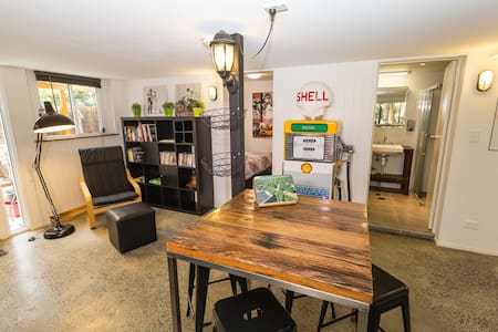 Industrial Apartment Byron Bay