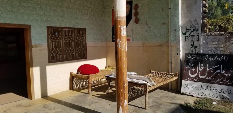 Pashtun Guest House Hujra