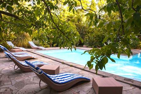 Trple apartment Etna Botanic Garden - Mascalucia - Appartement