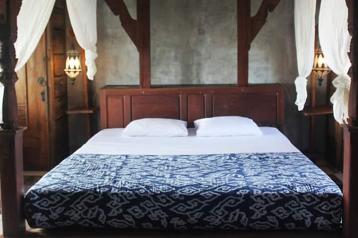 Unique Budget Hotel Rooms in Ubud