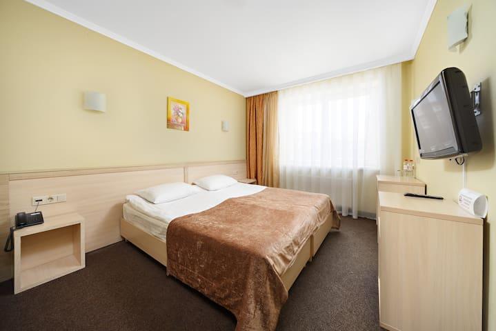 Standard room in Sonata hotel