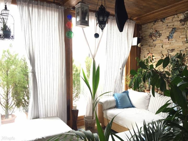 Villa Leányka -  full house