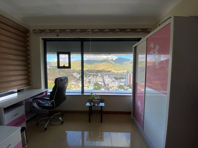 Apartment in City centre Port Louis with a view