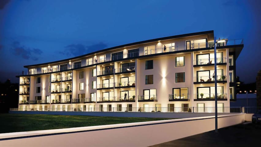 Curran Gate Luxury Serviced Apartments, Portrush