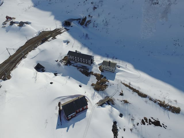 Mountain lodge - Myrdal