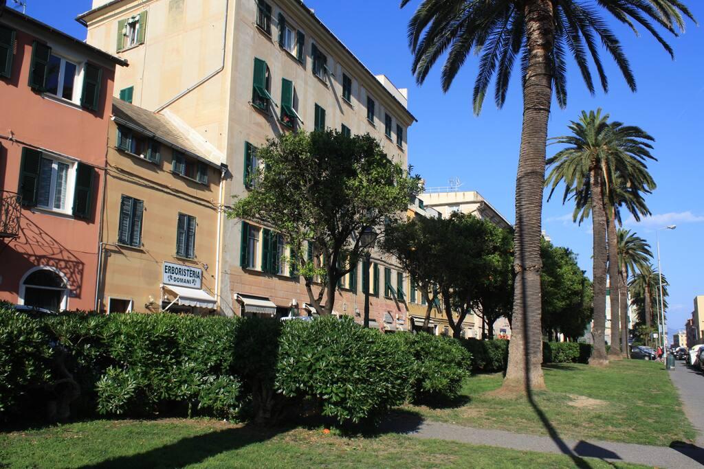 Appartamenti A Genova In Affitto