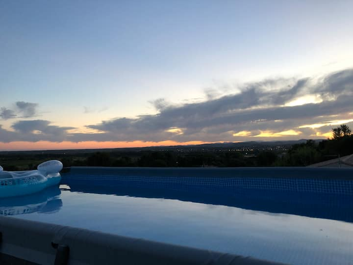 Calme et nature au cœur de l'Hérault