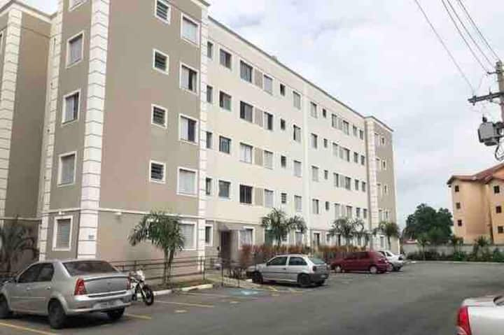 Apartamento aconchegante Parque Sinfonia