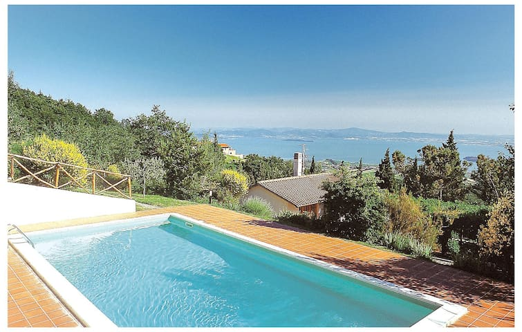 Holiday cottage with 1 bedroom on 45 m² in Lisciano Niccone PG