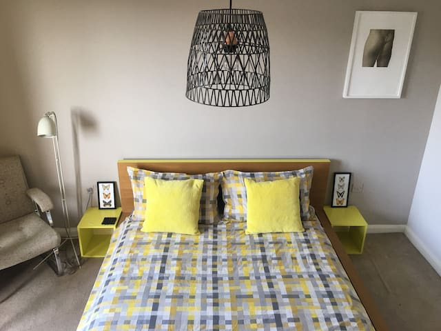 Stunning room with PRIVATE TERRACE @Shoreditch