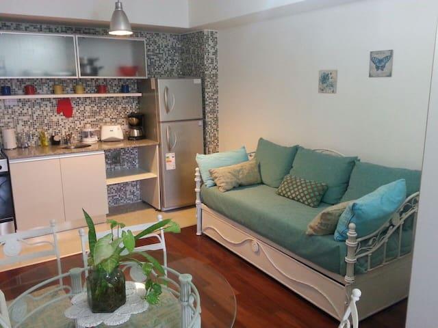 Hermoso monoambiente en Palermo Hollywood!!!!! - Buenos Aires - Appartement