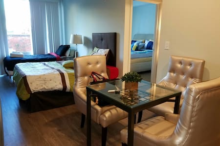 URBAN Family Suite Sleep 5 UPDATED - Seattle - Apartment