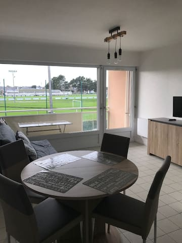 loue appartement T2 meublé