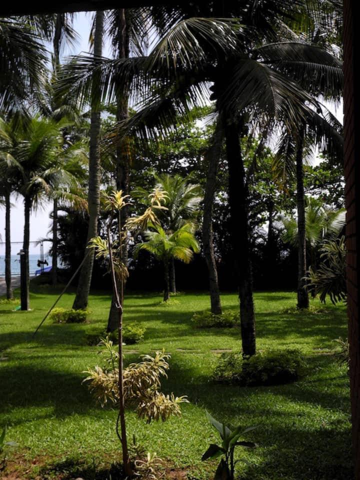 Paraíso pé-na-areia