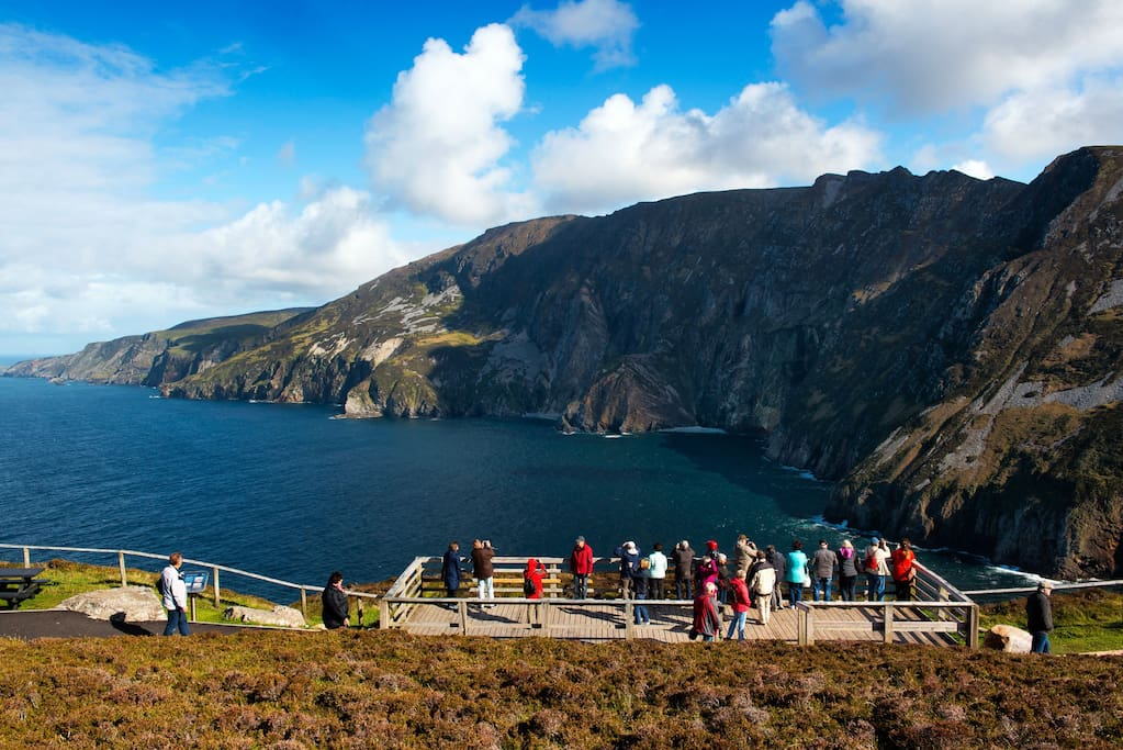 Visit Slieve League and Europe's highest Sea Cliffs.