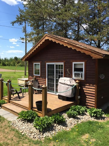 The Richibucto River Cabana