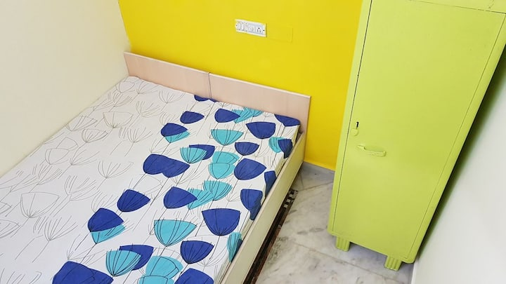 Compact room in heart of Delhi
