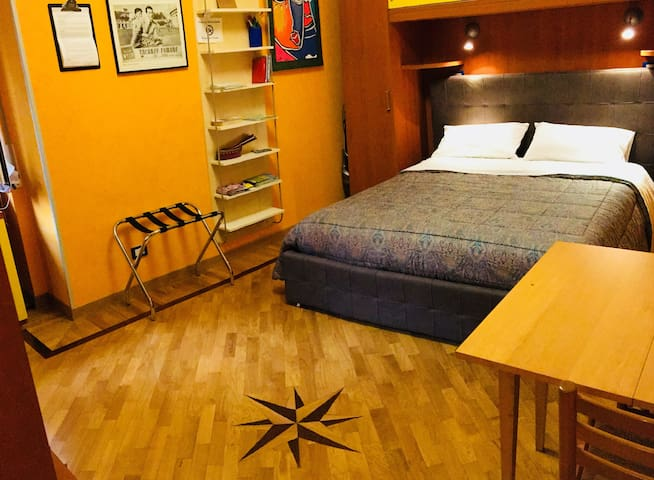 Nice apartment near Tiburtina Station