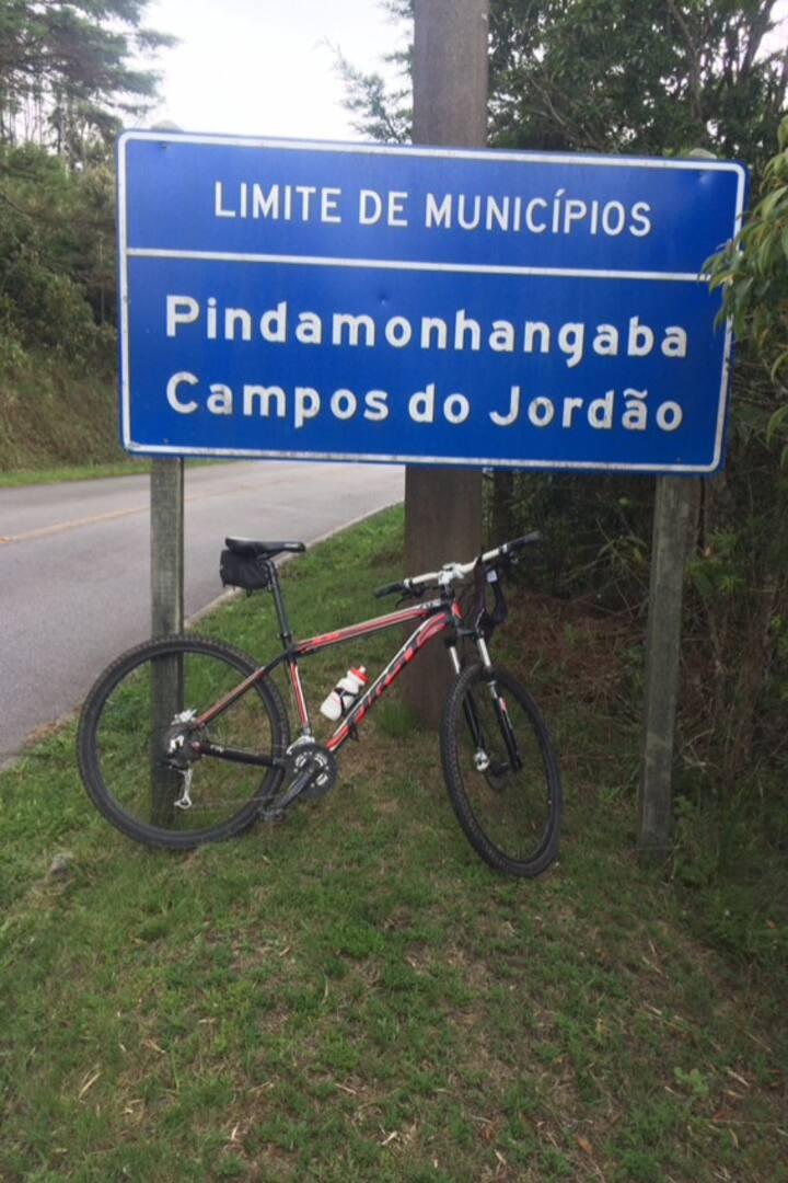Caminho Pico do Itapeva