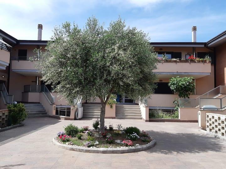 Nuovissimo appartamento in residence privato