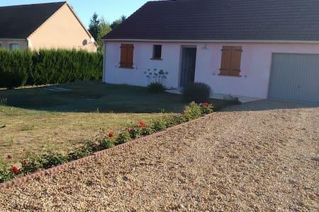 Maison récente (zoo beauval, route des vins) - Saint-Romain-sur-Cher