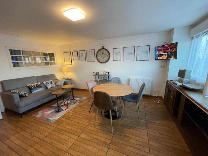 Le Marais - Appartement de plein pied -