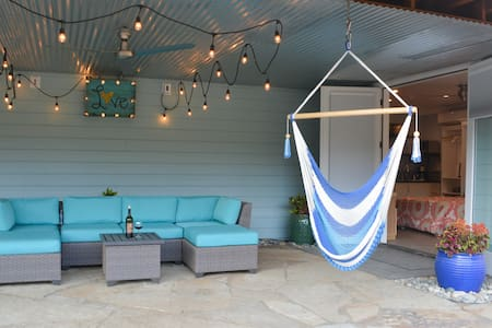 ☆ Gorgeous hideout ☆ Scenic views | Relaxing Patio