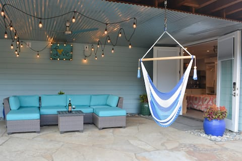 ☆ Gorgeous hideout ☆ Scenic views   Relaxing Patio