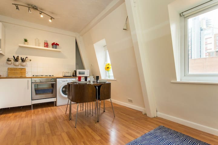 Monthly Discount! 1-bed Apt w/ all amenities in Southwark, near London Bridge
