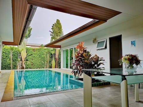 Rose Pool Vila @ Seabreeze Pattaya